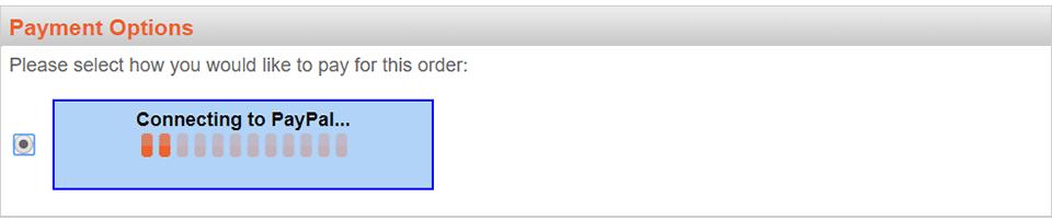 Chuyển trang thanh toán NameSilo