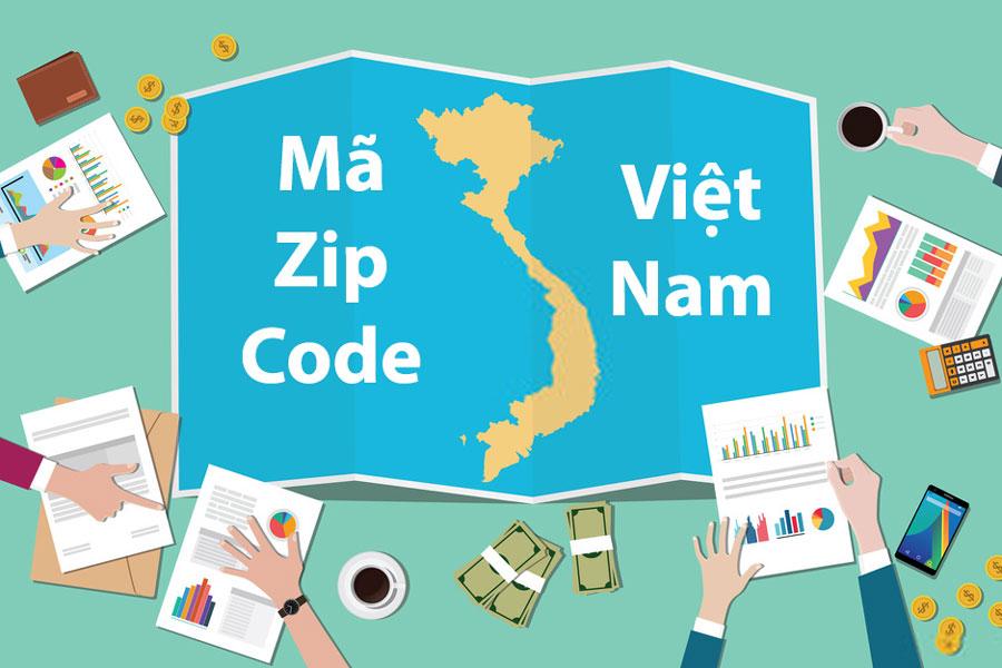 Zip Code Việt Nam mới nhất